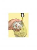 deti - Etiketten abwaschbar