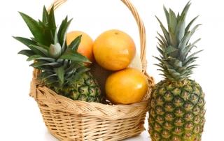 ananas-grapefruit