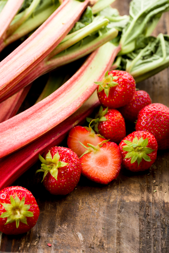 erdbeere-rhabarber