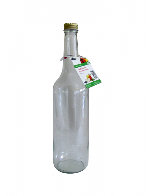 deti-Geradhalsflasche